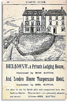 Belmont Lodging House