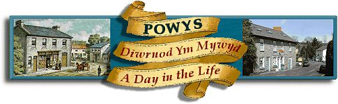 Powys: A Day in the Life