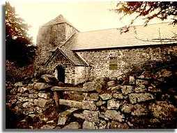 Cefnllys Church