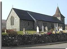 Llandegley Church