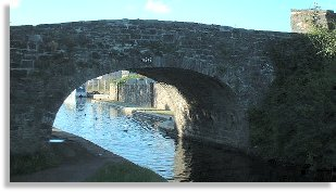 Canal Bridge, Brecon