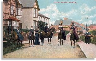 Welsh Market Women