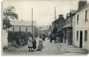 Church Street, Rhayader