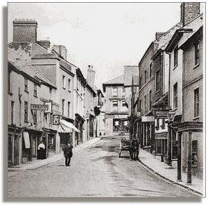 Ship Street, Brecon
