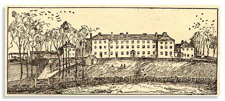 Forden Workhouse in 1907