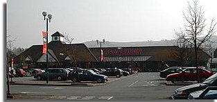 Safeway in Newtown