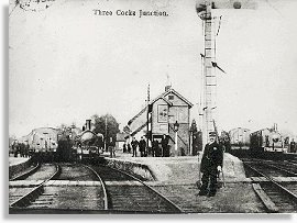 Three Cocks Junction