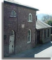 Former police station, The Postern, Brecon
