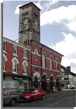 The Assembly Rooms, Presteigne