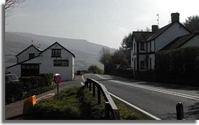 The Kestrel Inn, Cwmdu