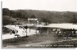The Lake, Llandrindod Wells
