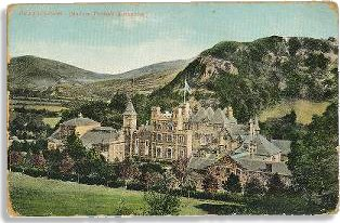 Postcard of Craig-y-Nos
